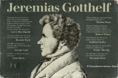 Ausgewählte Werke in 12 Bänden (K 18). Mit 1 Exemplar: Keller über Gotthelf.