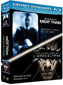 Coffret Epouvante : Midnight Meat Train + Les cavaliers de l'apocalypse [Blu-ray]