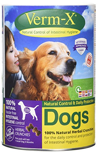 Artikelbild: Verm-X Hund Kräcker, 1.3 kg - 325g