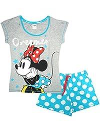 Mujer Disney Minnie Mouse Dreamer Puntos Lunares Culotte Pijama Tallas Grandes de 8 a 22