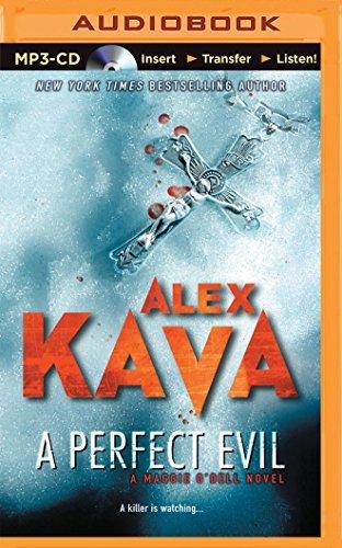 A Perfect Evil (Maggie O'Dell Series) by Alex Kava (2015-09-22)
