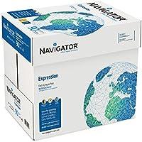 Navigator Expression - Paquete de 2500 folios de papel para impresora/fotocopiadora 90g/m² A4