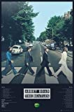GB eye, The Beatles, Abbey Road Tracks, Maxi Poster, 61x91.5cm