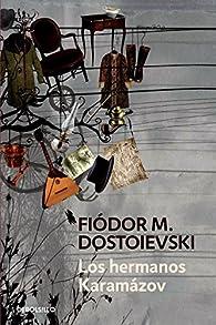 Los hermanos Karamázov par Fyodor Dostoyevsky