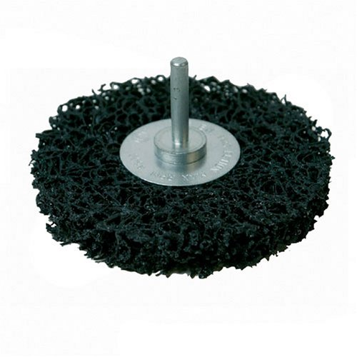Silverline 583244 Polycarbide Abrasive Disc 100 mm Test