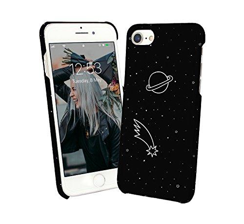 3597b0b5439 Planets Universe Solar System Cute Draw Stars_000110 Phone Case Cover  Carcasa De Telefono Estuche Protector For