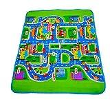 Tapis de développement pour Tapis pour Enfants Eva en Mousse Tapis de Jeu pour bébé Jouets pour Tapis de Jeu pour Enfants Tapis de Jeu Tapis dans la Chambre d'enfant,200 * 160 * 0.5cm