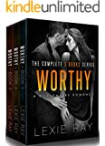 WORTHY: The Complete Series (3 Books Billionaire Romance Bundle) (English Edition)