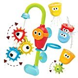 Yookidoo - Grifo encaja y gira Pro, juguete de baño (40141)