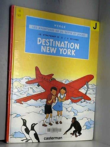 Destination New-York - Le Stratonef H. 22 - 2