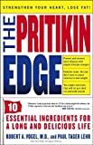 Telecharger Livres The Pritikin Edge 10 Essential Ingredients for a Long and Delicious Life (PDF,EPUB,MOBI) gratuits en Francaise