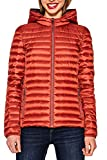 ESPRIT Damen Jacke 077EE1G006, Rot (Terracotta 805), Medium
