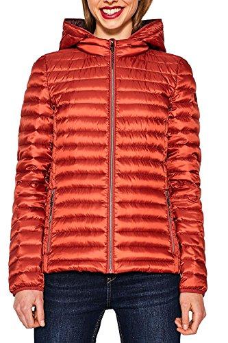 ESPRIT Damen 077EE1G006 Jacke, Rot (Terracotta 805), Large