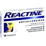 REACTINE Tabletten, 14 St