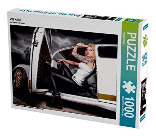 Preisvergleich Produktbild VW Käfer 1000 Teile Puzzle quer: Toller gechoppter Käfer auf dem legendären VW Treffen am Wörthersee (CALVENDO Mobilitaet)