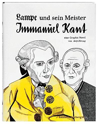 Preisvergleich Produktbild Lampe und sein Meister Immanuel Kant