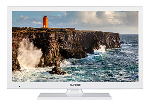 Telefunken XF22D101-W 56 cm (22 Zoll) Fernseher (Full HD, Triple Tuner)