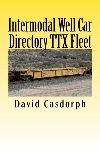 Intermodal Well Car Directory TTX Fleet