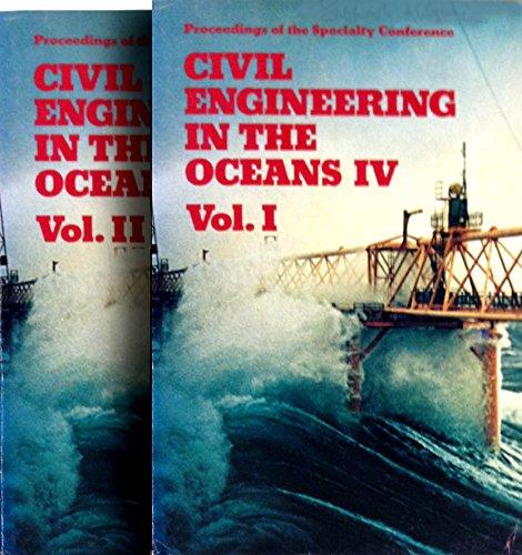 Civil Engineering in the Oceans