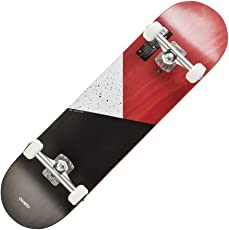 Oxelo Galaxy Skateboard (Red)