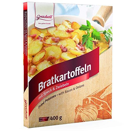 Grocholl Bratkartoffeln mit Speck & Zwiebeln, 9er Pack (9 x 400 ml)