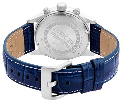 ed3d9f51c161 Invicta Reloj Cronógrafo de Cuarzo para Hombre con Correa de Cuero – 22977