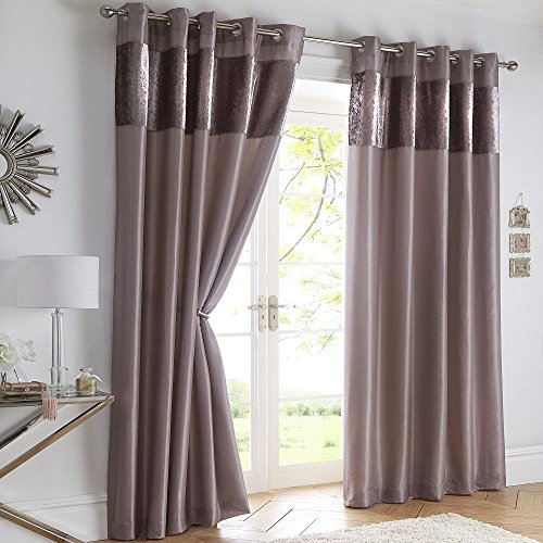 pair-of-boulevard-mink-velvet-border-fully-lined-ring-top-eyelet-curtains-66-wide-x-54-drop