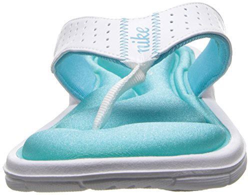 Nike Sweet Classic High (Gs/Ps) Jungen Sneaker White/Polarized Blue