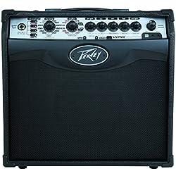Amplificador Peavey Vypyr 1 combo de modelado acústico de guitarra/bajo negro de energía 20 vatios