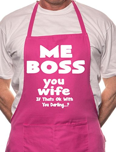 me-boss-you-wife-bbq-cooking-funny-novelty-apron-pink