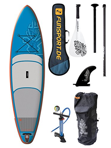 "Starboard Astro Widepoint Zen 10'5"" iSUP + 3tlg. Starboard Paddel - Stand Up Paddle Set"