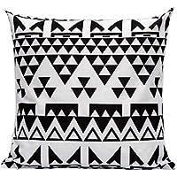 DIPOLA Funda de Almohada Sofá Cintura Throw Cushion Cover Decoración