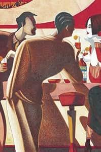 Aperol Bar Poster - Lorenzo Mattotti