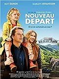 Nouveau Départ - 2012 - Matt Damon - 116X158Cm Affiche Cinema Originale