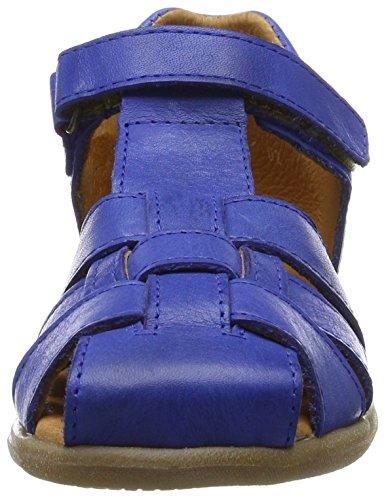 FRODDO Froddo Sandal, Sandales Bout fermé mixte enfant Blau (Blue Electic)