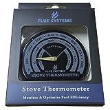 Stove Tubo Termómetro–magnético–Fluesystems FS2