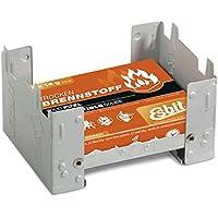 ESBIT POCKET STOVE INCL. 6X14G SOLID FUEL TABLETS 00209100