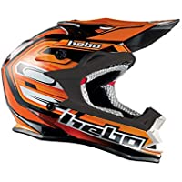 HEBO HC0704TM Mx Konik Junior Casco, Naranja, Talla M