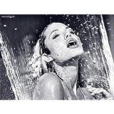 Angelina Jolie (32inch x 24inch / 80cm x 60cm) Silk Print Poster - Soie Affiche - A11FBA