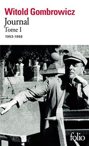 Journal (Folio) por W Gombrowicz