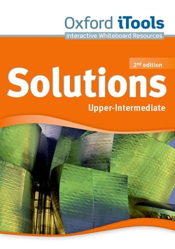Solutions 2nd edition Upper-Intermediate. iTools (Solutions Second Edition)