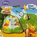 Winnie the Pooh Hängelampe/Deckenlampe für das Kinderzimmer von Disney Winnie the Pooh auf Lampenhans.de