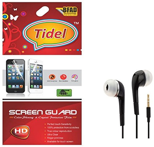 Tidel Ulta Clear Screen Guard for Samsung Galaxy Star Pro S7262 With 3.5mm Earphone  available at amazon for Rs.199