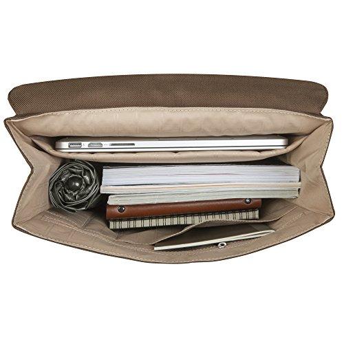 """51jZgnhSaIL - [Gravis] Moshi Helios Designer Rucksack für MacBook Pro 15"""", braun für 99€ statt 113,99€"""