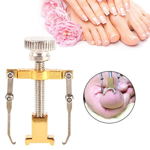 AGE CARE Ingrown Professional Toenail Correction Pedicure and Manicure Clipper Kit