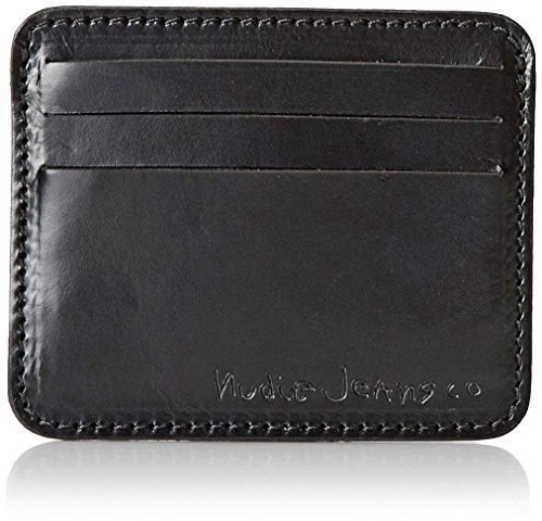 nudie-jeans-mens-jonte-card-holder-black-one-size