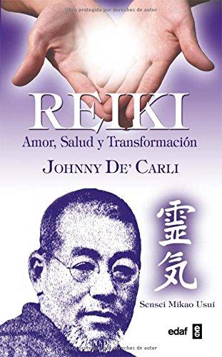 Reiki, Amor, Salud Y Transformacion (Nueva era)