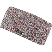 Kopfband Haarband Stirnband in vielen Farben für Freizeit Sport doppellagig