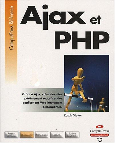 Ajax et PHP par Ralph Steyer