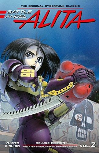 Battle Angel Alita - 2ª edición por Yukito Kishiro